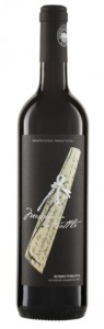 "Wino ""Message in a Bottle"" Rosso Toscana - Sting 0,75l"